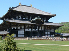 Daibutsuden Hall of Todaiji Temple
